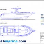 24M Drawing General Arrangement 33Feet