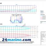24M Drawing Lines Drawing Catamaran